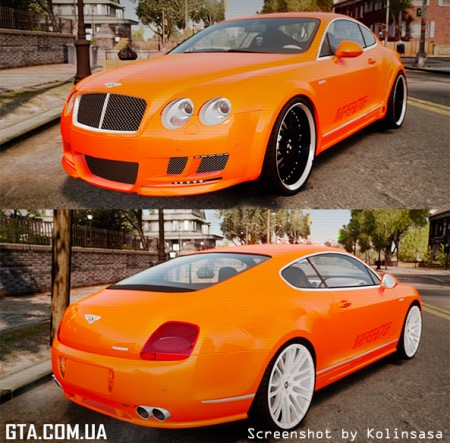 Bentley Continental GT Imperator Hamann [EPM]